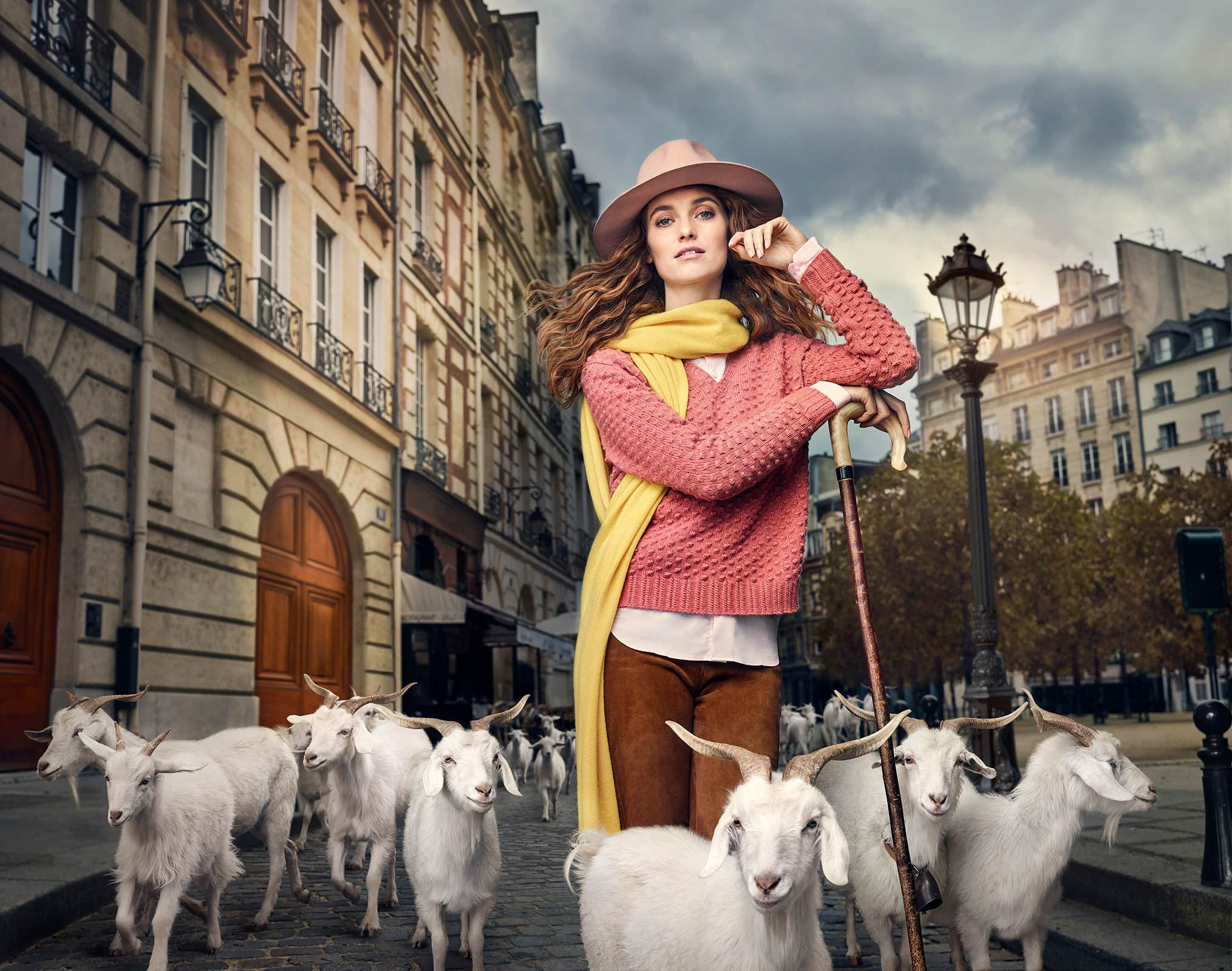 Eric Bompard by FEEL GOOD Creative Retouching,
