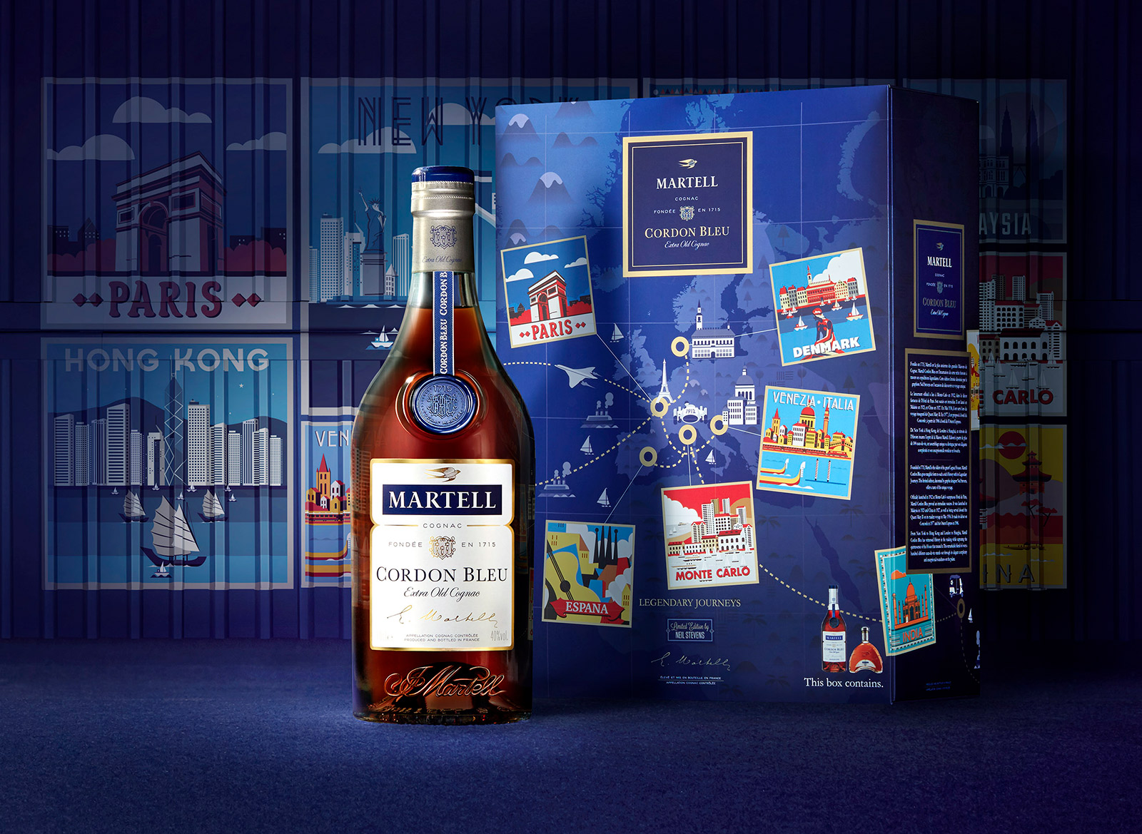 FEEL GOOD Creative Retouching, Martell
